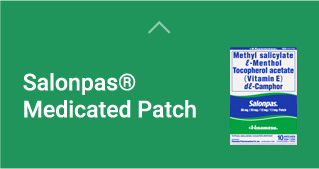 Salonpas® Medicated Patch